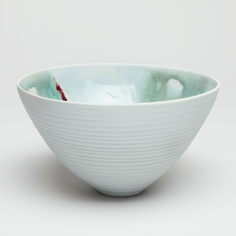 12. Matthew Booth- Large porcelain bowl