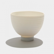 6. Sun Lee- Footed translucent porcelain bowl